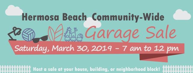 City of Hermosa Beach : Community-Wide Garage Sale