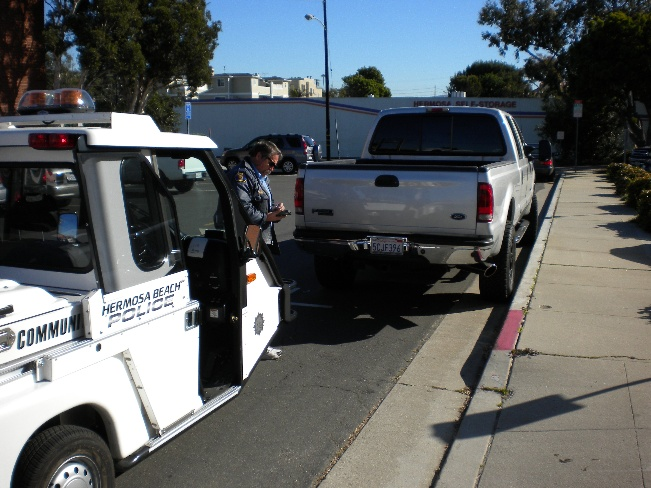 City of Hermosa Beach : Community Services - Parking and