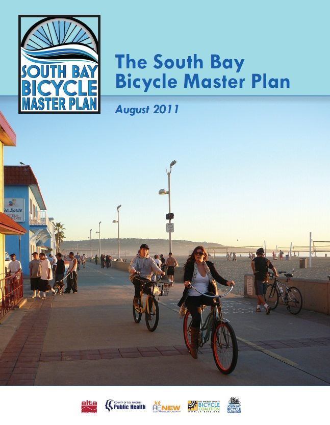 South Bay Cities Bicycle Master Plan