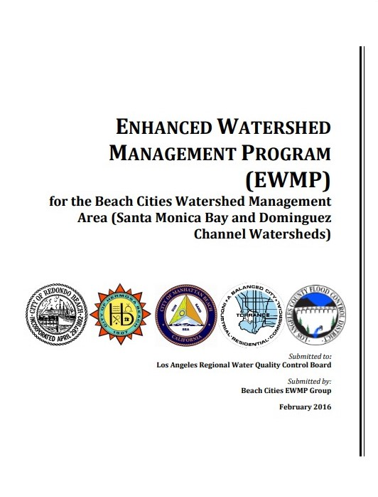 Beach Cities Enhanced Watershed Management Program (EWMP) - 2016