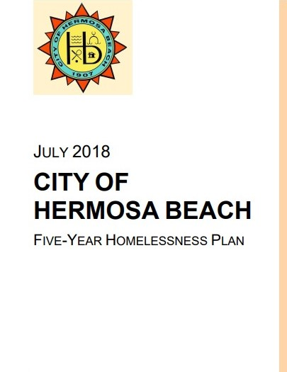 City of Hermosa Beach Homelessness Plan - 2018