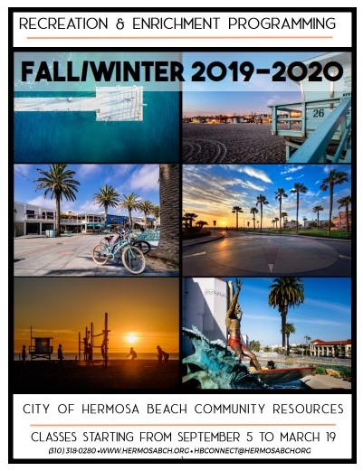 Recreation Brochure - Fall & Winter 2019-2020