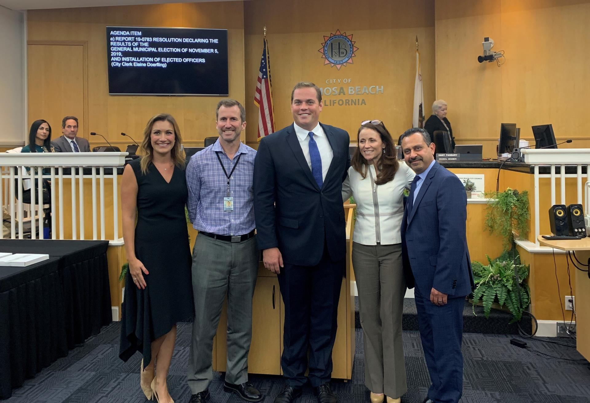 City Council with Mike Detoy - 2019-11-18