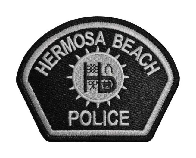 Hermosa Beach Police Department patch