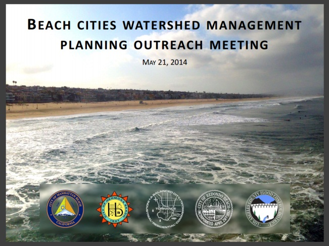 Beach Cities Watershed Management Program