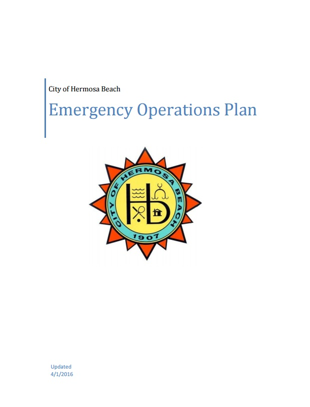 Emergency Operations Plan