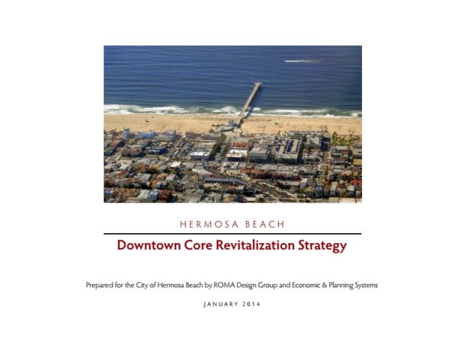 Downtown Core Revitalization Strategy