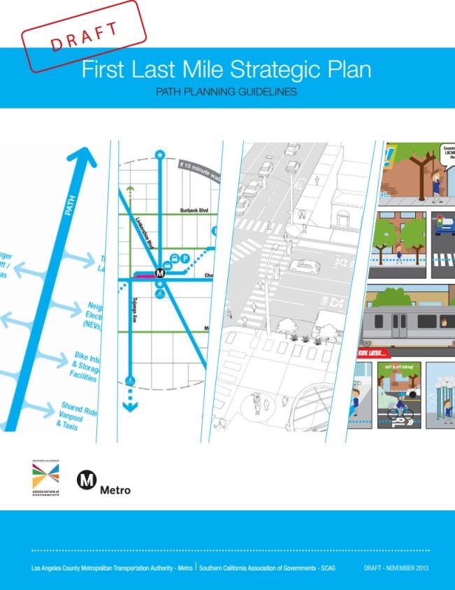 LA Metro First Last Mile Strategic Plan