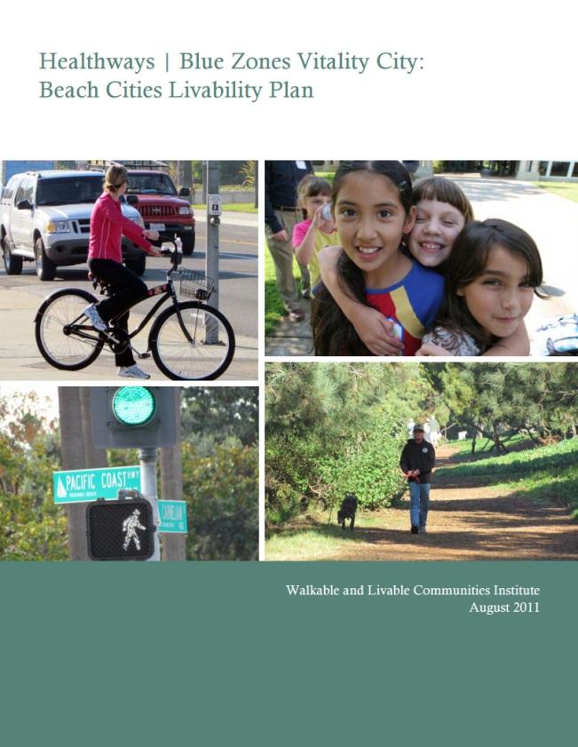 Beach Cities Livability Plan