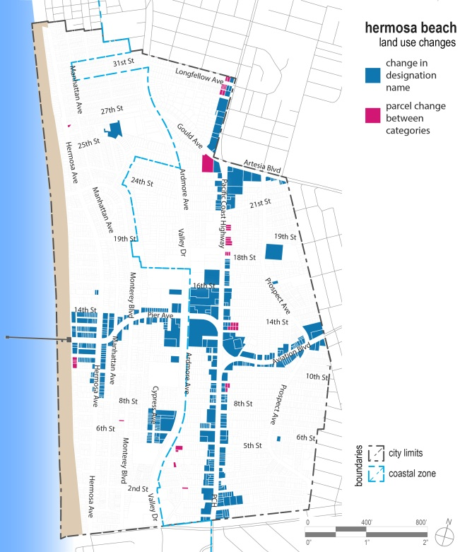 PLAN Hermosa - Proposed Changes